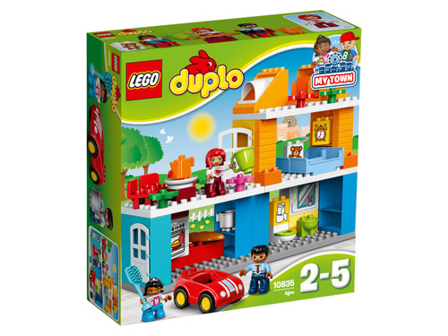 LEGO DUPLO - FAMILY HOUSE