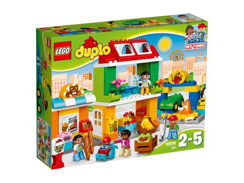 LEGO DUPLO - TOWN SQUARE