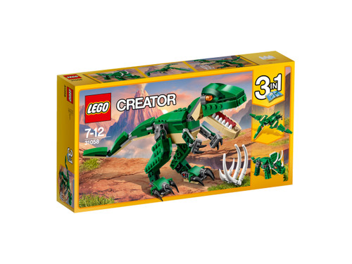 LEGO CREATOR - MIGHTY DINOSAURS