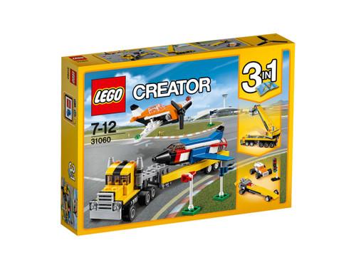 LEGO CREATOR - AIRSHOW ACES
