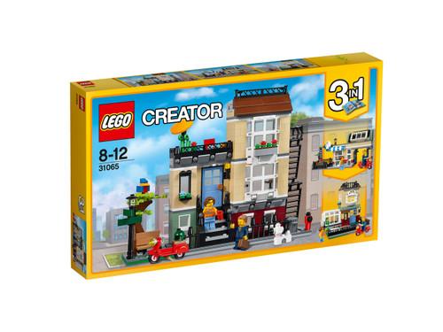 LEGO CREATOR - PARK STREET TOWNHOUSE