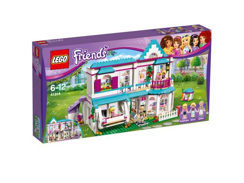 LEGO FRIENDS - STEPHANIES HOUSE