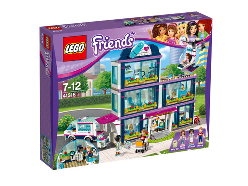 LEGO FRIENDS - HEARTLAKE HOSPITAL