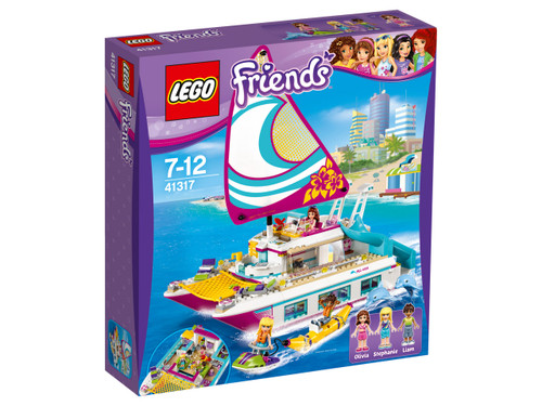 LEGO FRIENDS - SUNSHINE CATAMARAN