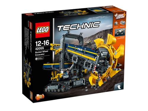 LEGO - BUCKET WHEEL EXCAVATOR