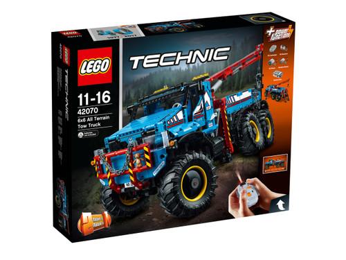 LEGO TECHNIC - 6X6 ALL TERRAIN TOW TRUCK