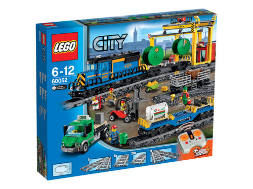LEGO CITY - CARGO TRAIN