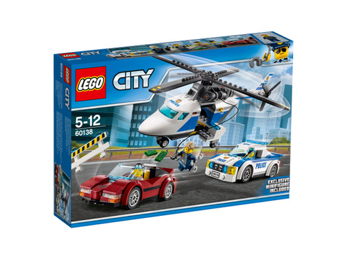 LEGO CITY - HIGH SPEED CHASE