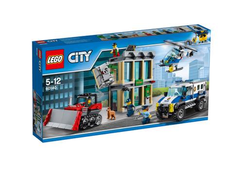 LEGO CITY - BULLDOZER BREAK-IN