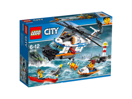 LEGO CITY - HEAVY DUTY RESCUE HELICOPTER
