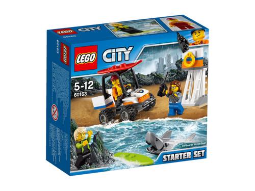 LEGO CITY - COAST GUARD STARTER SET