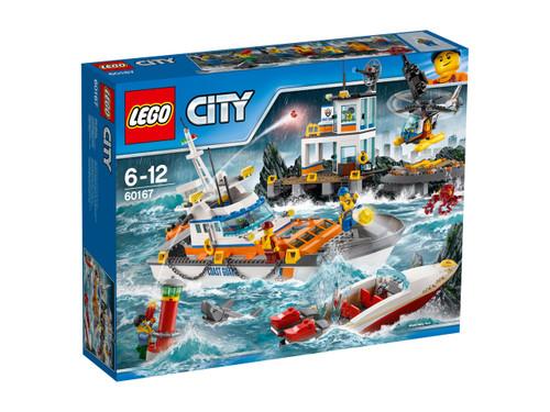 LEGO CITY - COAST GUARD HEADQUARTERS