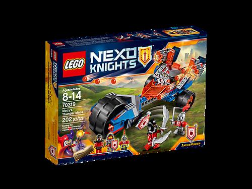 LEGO  NEXO KNIGHTS - MACYS THUNDER MACE