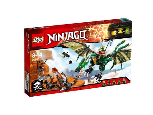 LEGO NINJAGO - THE GREEN NRG D