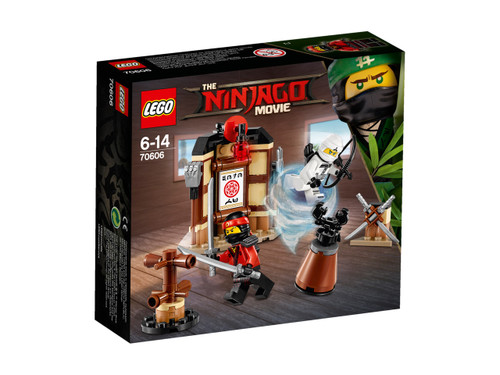 LEGO NINJAGO - SPINJITZU TRAINING