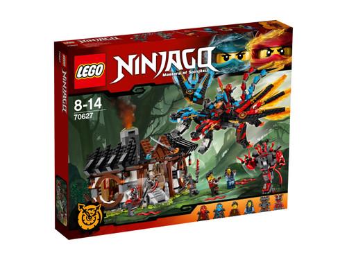 LEGO NINJAGO - DRAGONS FORGE