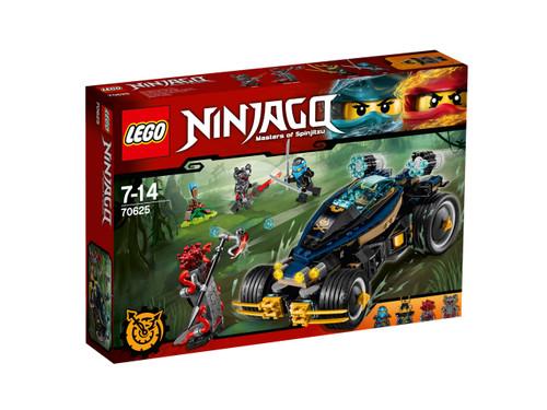 LEGO NINJAGO - SAMURAI VXL