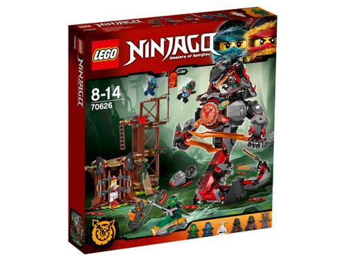 LEGO NINJAGO - DAWN OF IRON DOOM