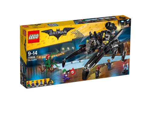 LEGO BATMAN MOVIE - THE SCUTTLER
