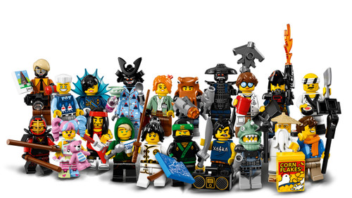 THE LEGO NINJAGO MOVIE - MINI