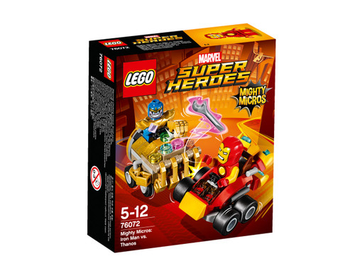 LEGO SUPERHEROES - MIGHTY MICR (sp83705)}
