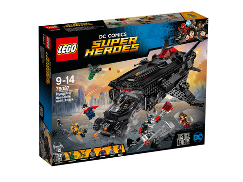 LEGO DC SUPER HEROES - FLYING FOX BATMOBILE AIRLIFT ATTACK
