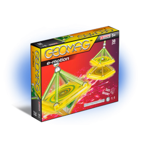 GEOMAG EMOTION SPIN 38PCE SET