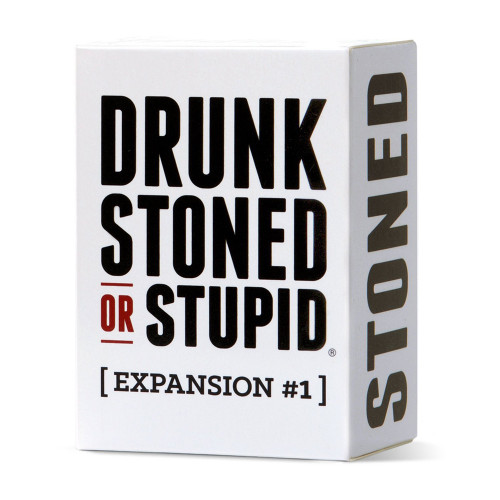 DRUNK STONED OR STUPID EXPANSION PACK 1