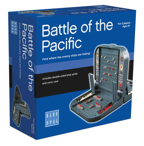 BLUE OPAL  BATTLE OF THE PACIFIC GAME