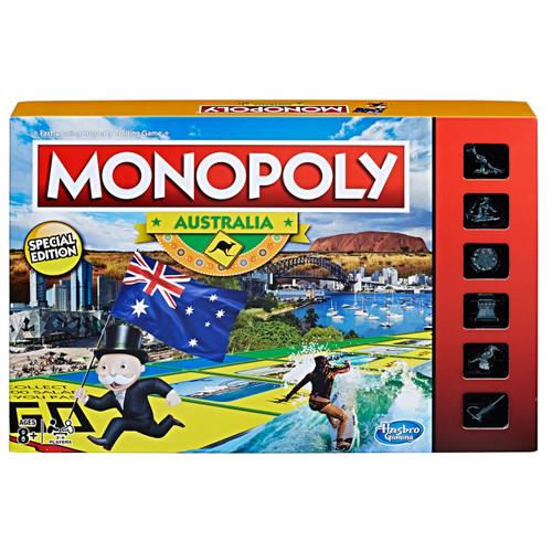 MONOPOLY AUSTRALIA