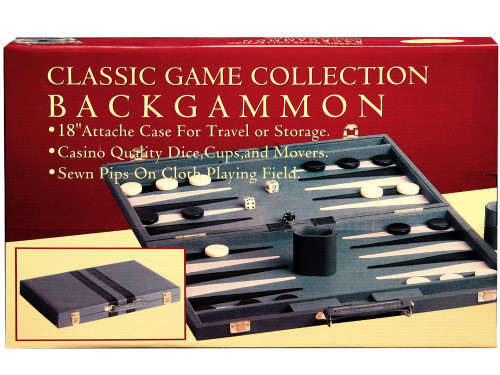BACKGAMMON 18 INCH