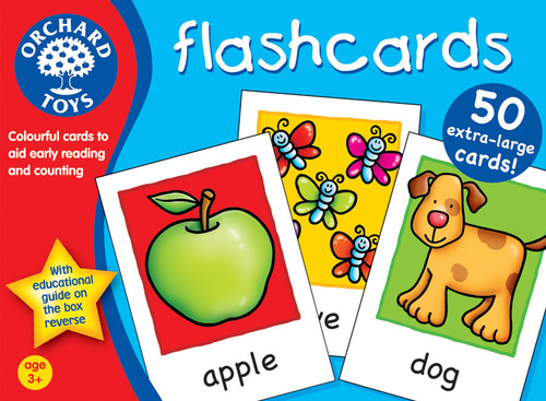 ORCHARD GAME - FLASH CARDS