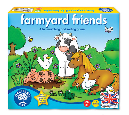 ORCHARD GAME - FARMYARD FRIENDS