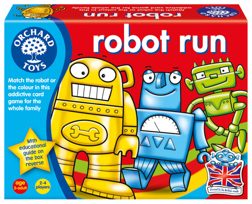 ORCHARD GAME - ROBOT RUN