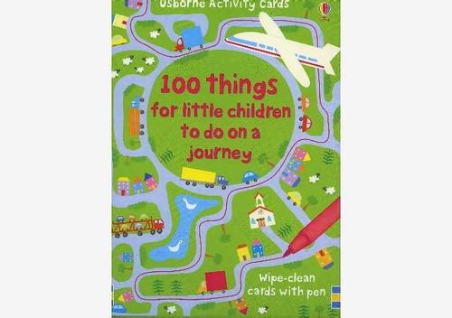 100 THINGS LITTLE KIDS JOURNEY