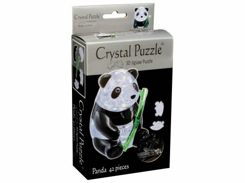 3D PANDA CRYSTAL PUZZLE