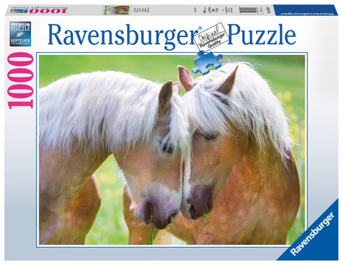 RAVENSBURGER - A MOMENT TOGETHER PUZZLE 1000 PCE