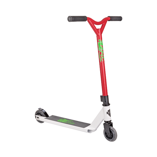 GRIT ATOM SCOOTER - WHITE/RED