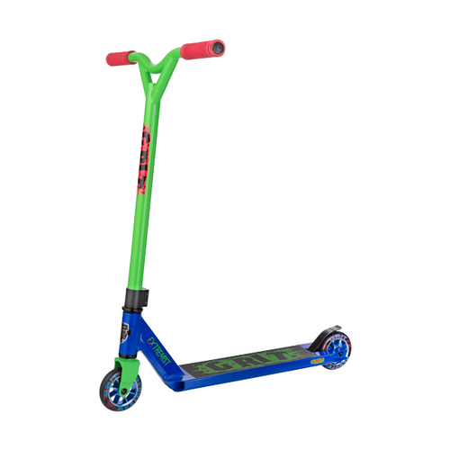 GRIT EXTREMIST SCOOTER - BLUE/GREEN