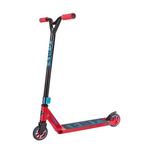 GRIT EXTREMIST SCOOTER - BLACK / RED