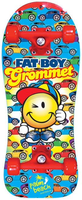FAT BOY GROMMIT 22x9 SKATEBOARD