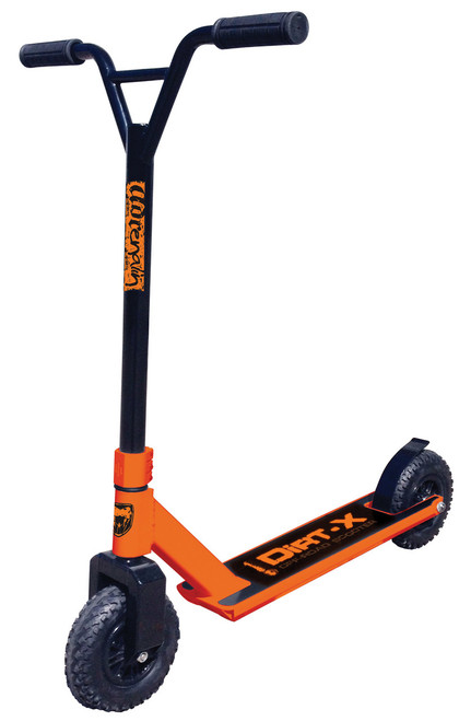 ADRENALIN DIRT-X OFF ROAD SCOOTER - ORANGE