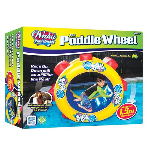 WAHU POOL PARTY : THE PADDLE WHEEL