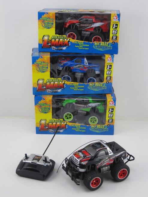 THUNDER RACING OFF ROADER - BLUE 27MHZ