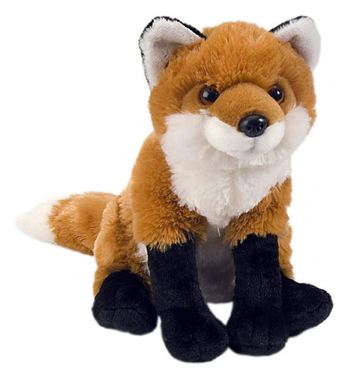 CUDDLEKINS RED FOX 12 INCH