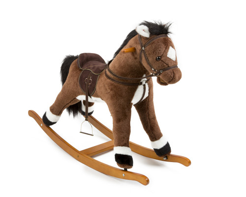 LARGE ROCKING HORSE W/SOUND