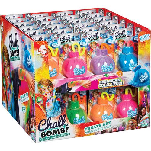 CHALKIE CHALK BOMB