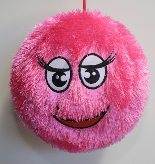 FUZZY BALL PINK FLIRTY