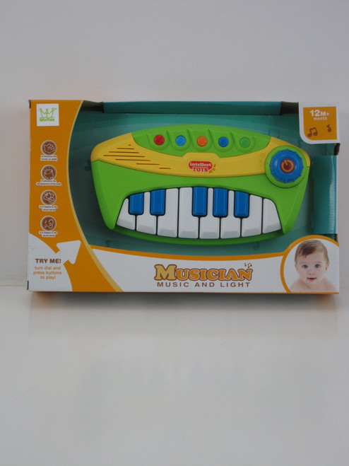 ELECTRONIC KEYBOARD WITH LIGHT