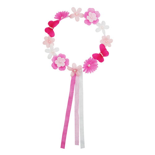 FAIRY BLOSSOM GARLAND PINK